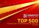 VINAFCO - TOP 500 DOANH NGHIỆP LỚN NHẤT VIỆT NAM 2019 THEO VNR